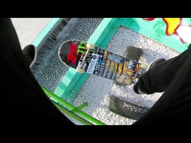 Chris Cole GoPro Edit at X Games Austin 2014