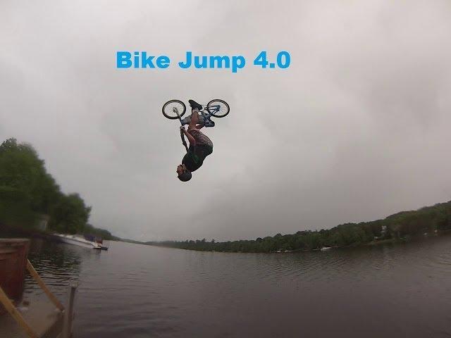 Bike Lake Jump 4.0