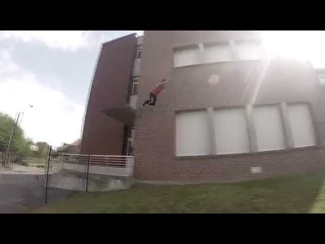 The Art of Motion by Friendz Parkour Family