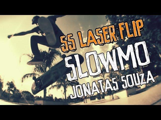 Nineclouds Skateboards | SS Laser Flip - Jonatas
