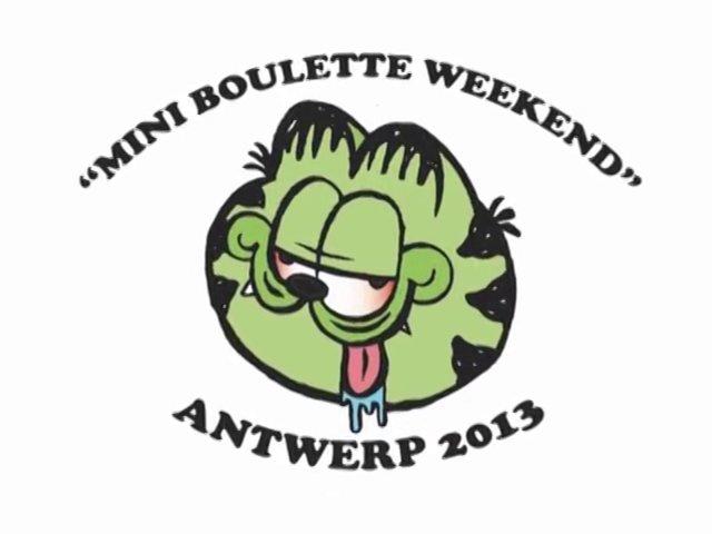 "EXTREME x SS20 Present ""Mini Boulette"""