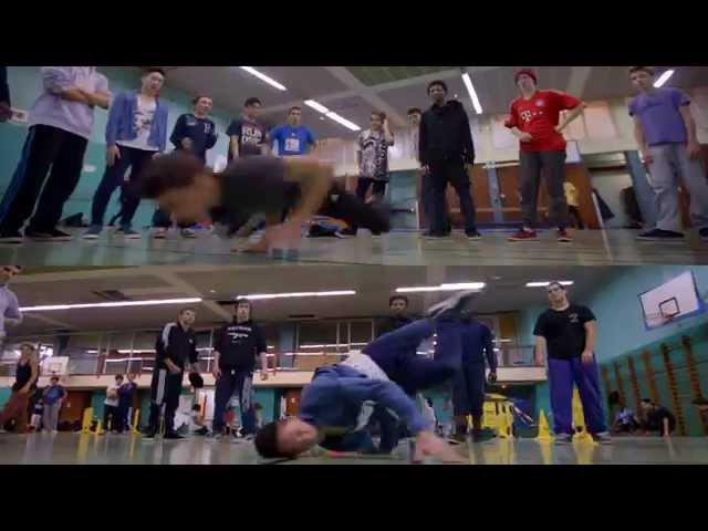 Cours de danse hip hop breakdance a Paris