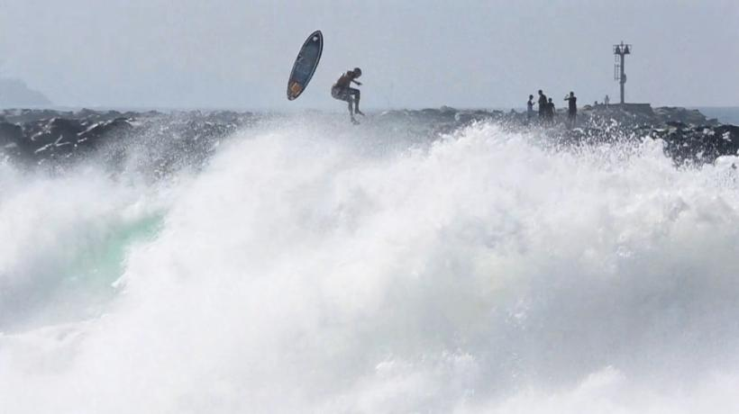 Stephan Figueiredo at The Wedge