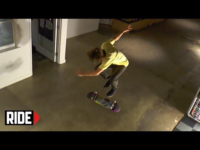 Rodney Mullen New Tricks 2014