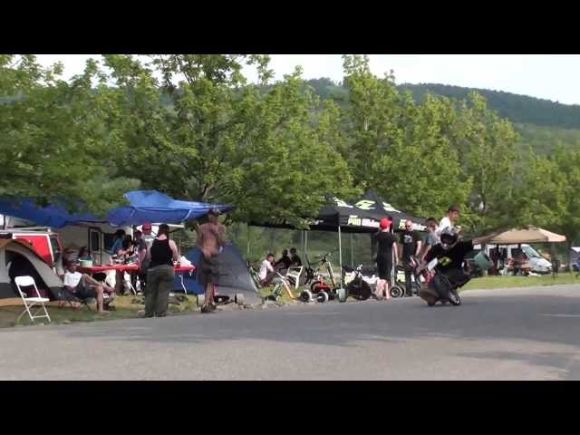 N. F. A. Drift Trikes at WINDHAM MT NY 2013