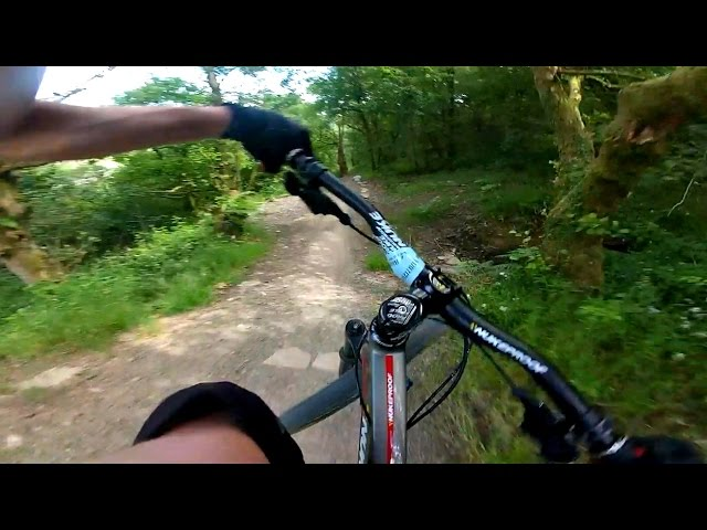 Summer fun at BikePark Wales
