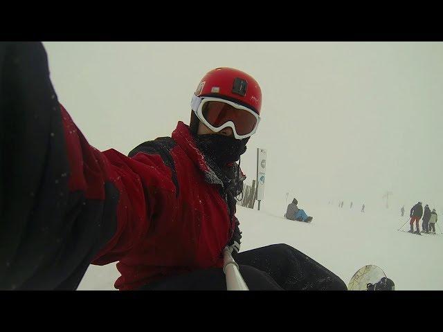 Snowboarding - Andorra 2014