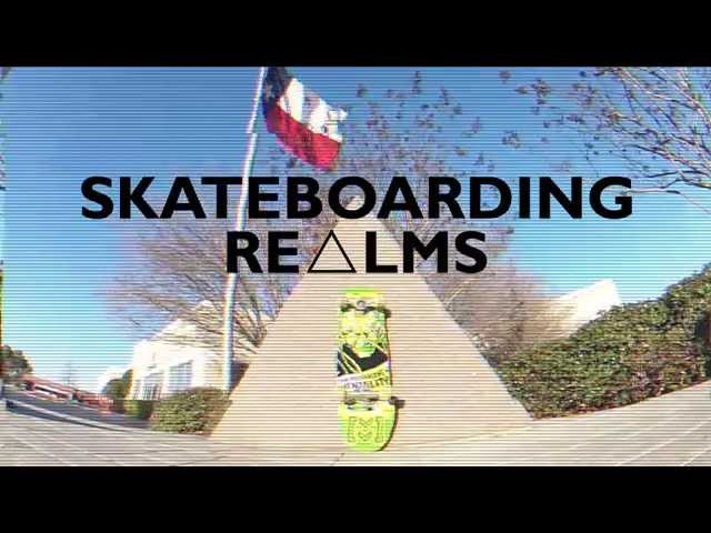 Skateboarding Realms trailer - iTunes Skate video