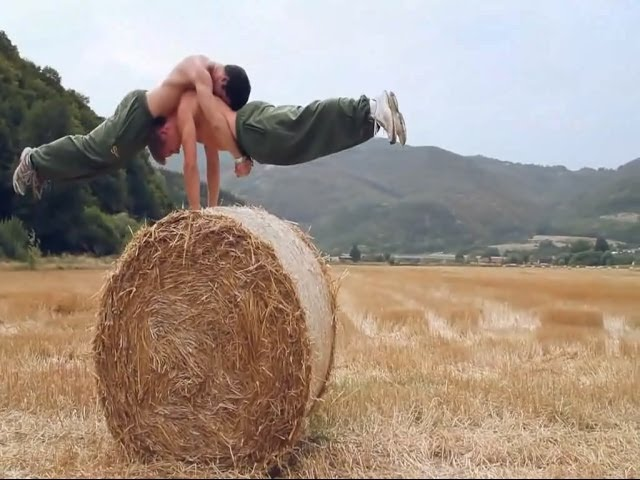 The Best Slovak Parkour and Freerunning
