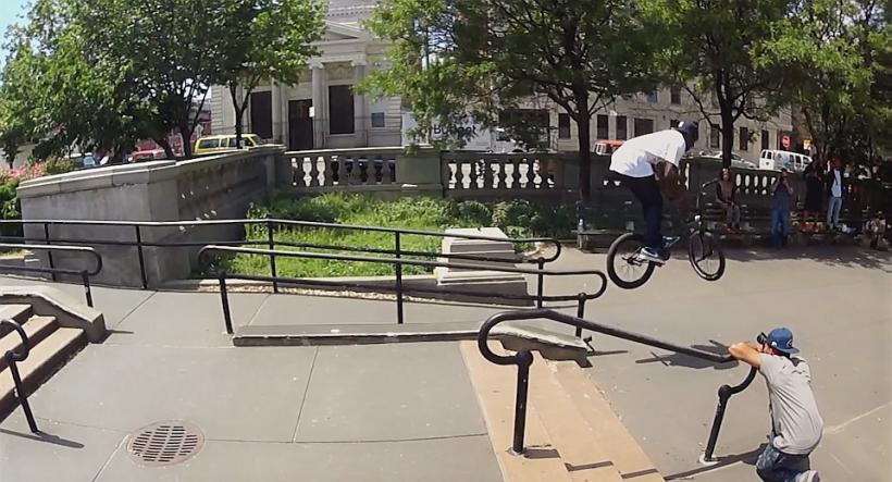 Nigel Sylvester Brooklyn Action Cam Sessions