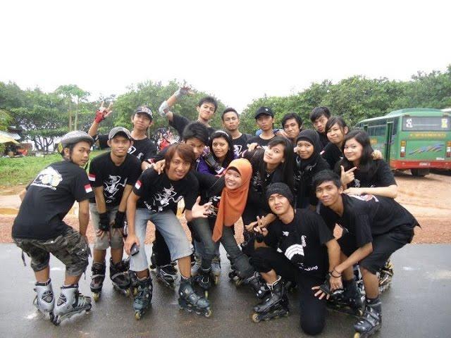 KOBIS (Komunitas Inline Skate Batam) Activity for