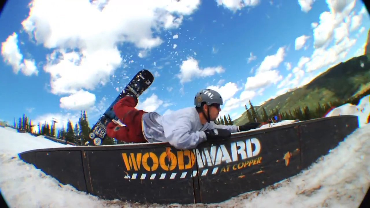 VG DOES WOODWARD AT COPPER