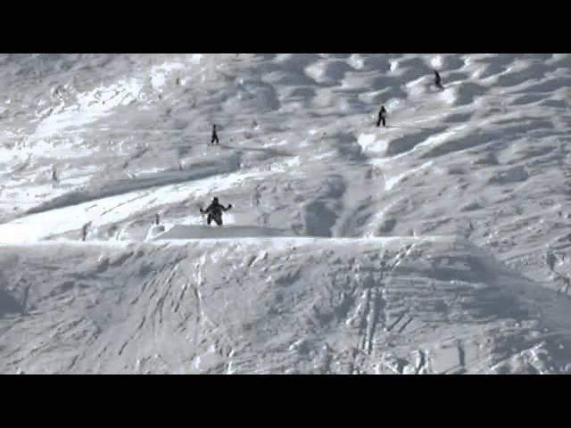 Ski Jump Fail