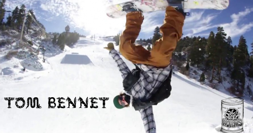 Tom Bennett 2014 by Worm Lyfe Films !!