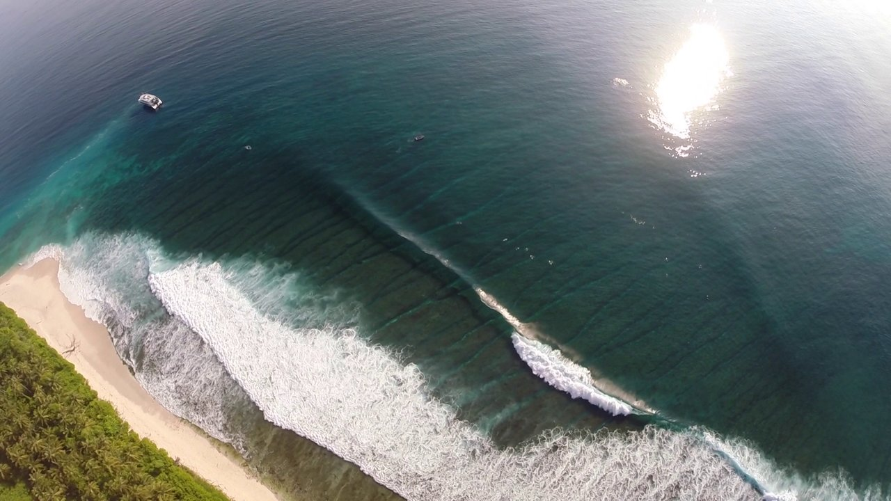 Mentawais from the Air