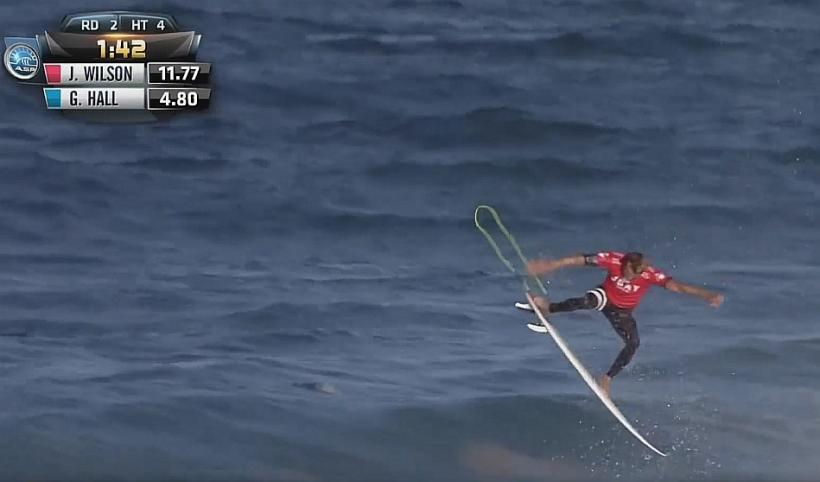 2014 J-Bay Open Day 1 Highlights