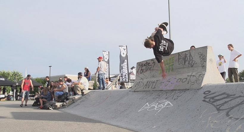 Stop 03 - Technical Skateboards 2014 tour