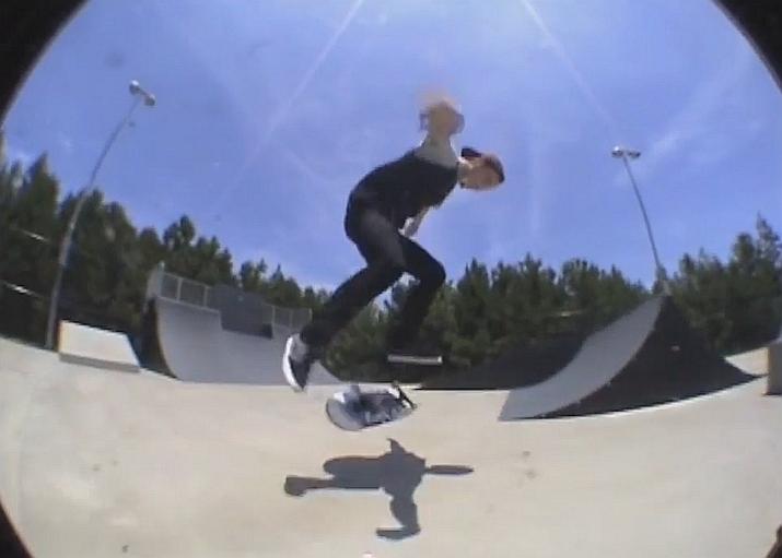 Flatground Madness - Cody Whitt