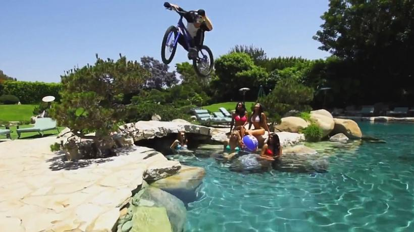Playboy Mansion Trials with Danny MacAskill