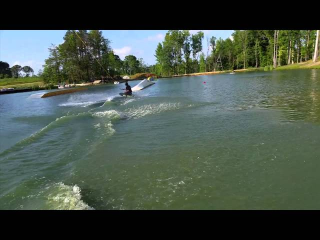 Kneeboard inverted rail transfer