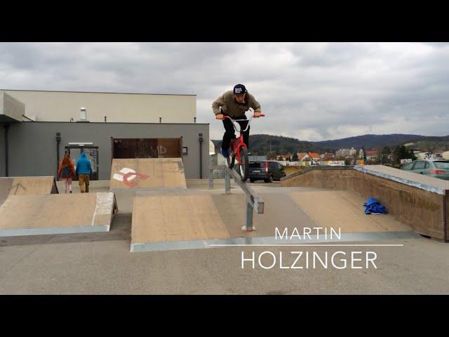 Martin Holzinger 2014 Trailer