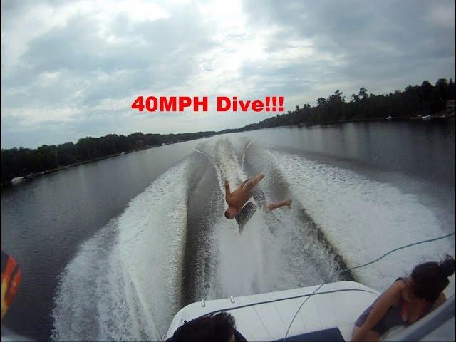40 MPH Dive