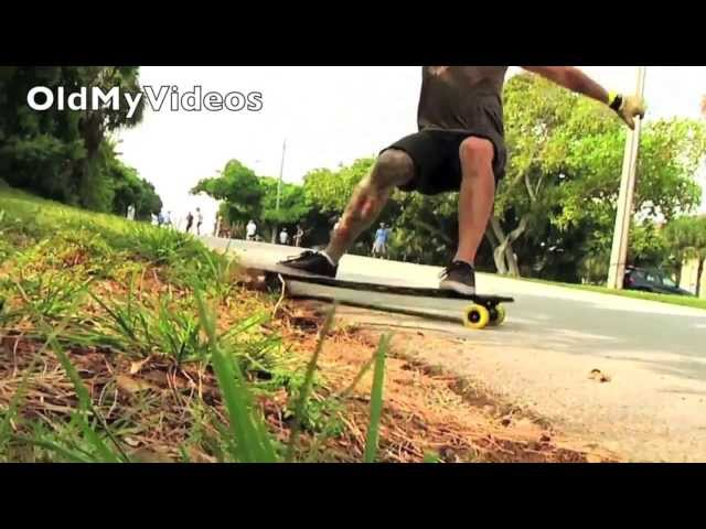 Longboard Riders Are Awesome