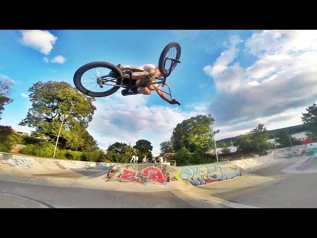SUMMER BMX 2014