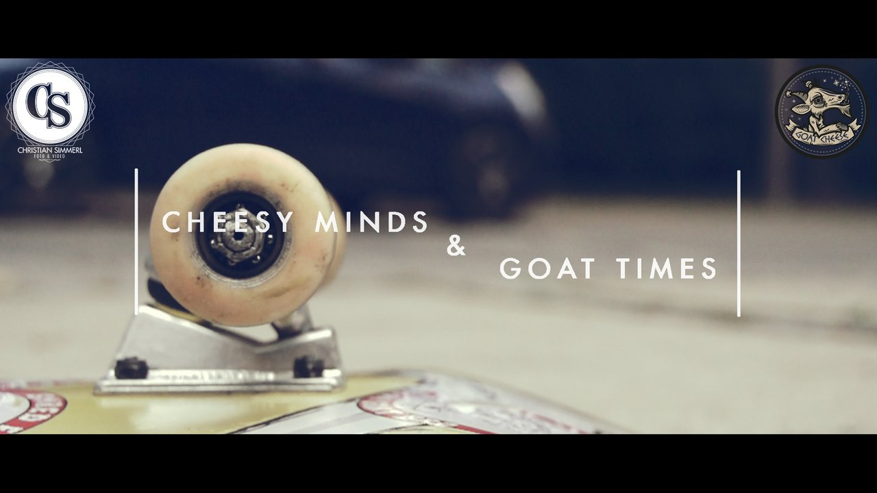 Cheesy Minds & Goat Times