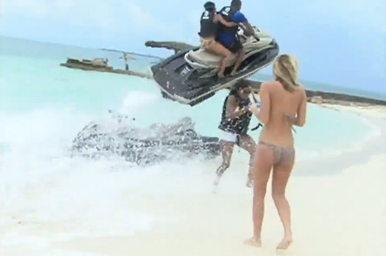 INSANE Jet Ski Crash