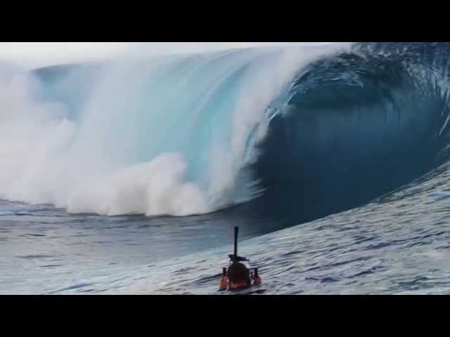 2014 ASP at Teahupoo Day 1 Highlights