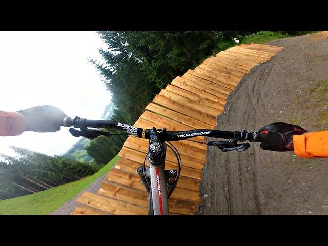 Wagrain BikePark - Austria | GoPro MTB