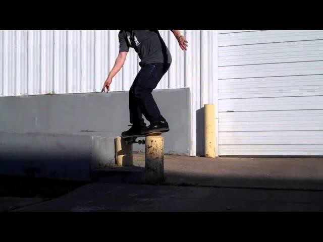 Dan MacFarlane Natas Transfer skate trick