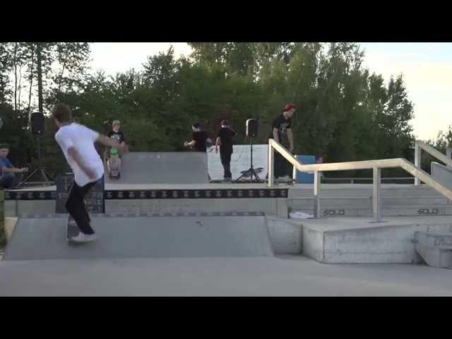 Ste-Marthe   Technical Skateboards tour