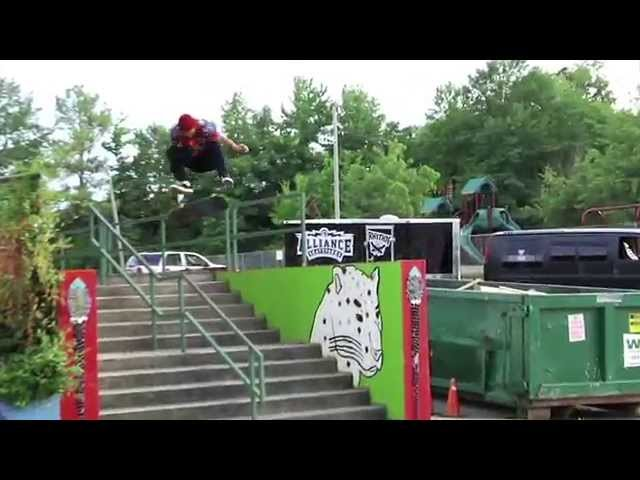 Video Work: Taylor Bray Full Part 2014