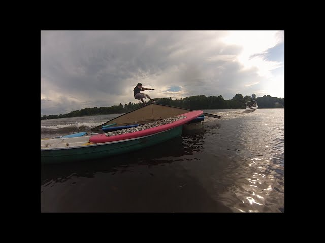 Floating Slider Session #1, 2014