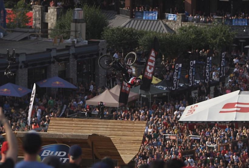 Brandon Semenuk Wins Red Bull Joyride 2014