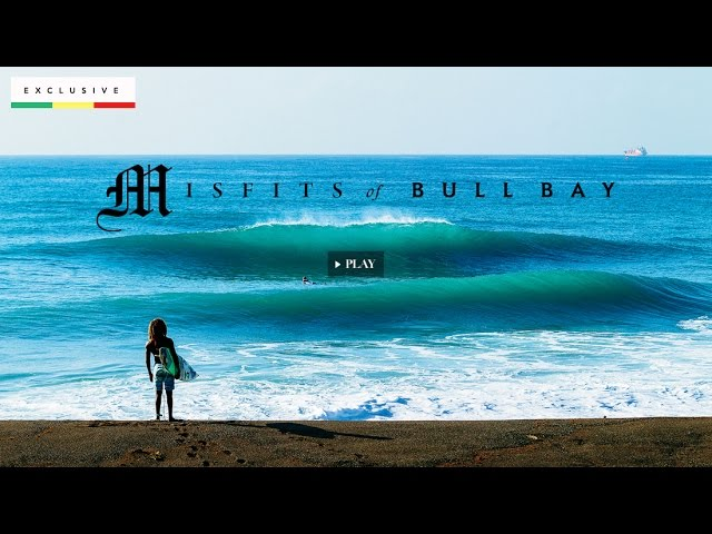 Dylan Graves and Gudauskas Bros in Jamaica