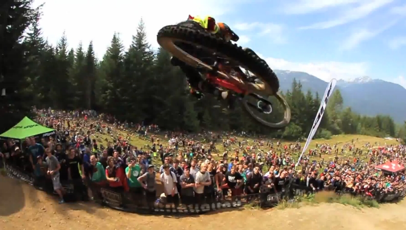 Finn Iles Wins Whip Off Worlds at Crankworx 2014