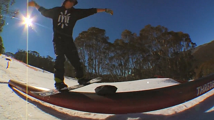 A day with the crew at Thredbo Australia