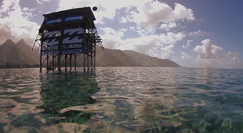 Billabong Pro Tahiti 2014 Teaser