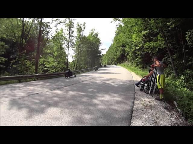 Adta killington drift trike event