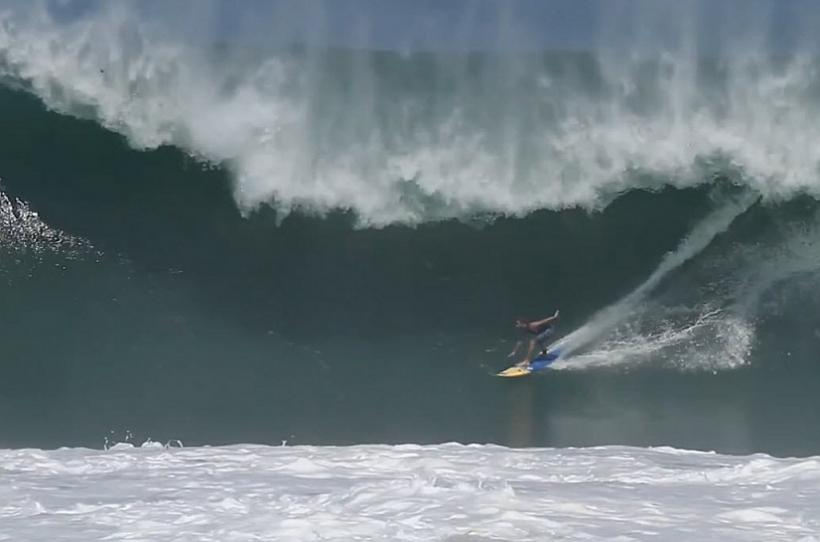 Wipeout of the Year Billy Kemper at Puerto