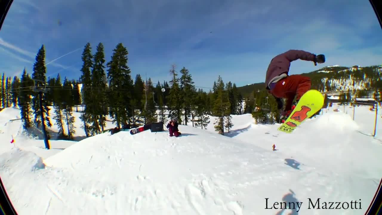Academy Snowboards Propacamba Promo