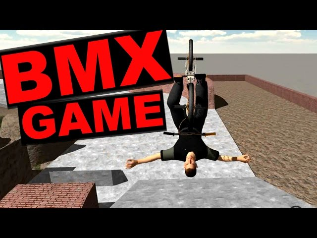 AWESOME BMX GAME !!!! MUST SEE
