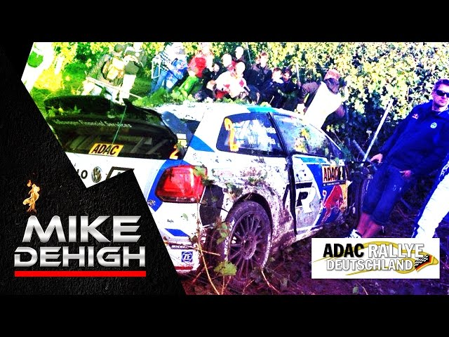 WRC Rally Germany 2014