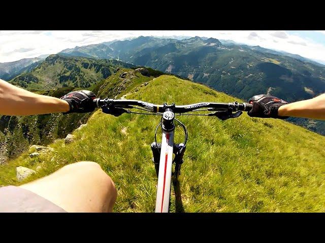 Rippeteck Mountain Descent - Austrian Alps