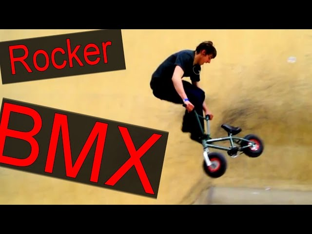 CRAZY ROCKER BMX EDIT