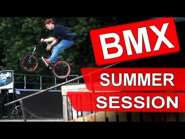 WTP Summer Session BMX Contest
