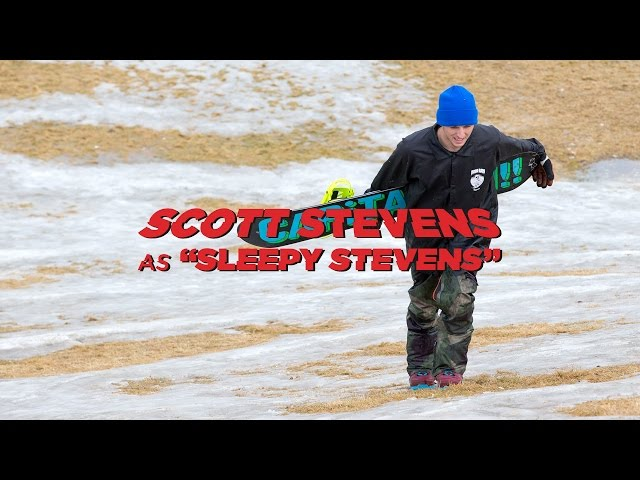 Scott Stevens Defenders of Awesome 2: stay Bad Ass